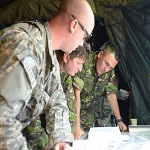 NCNG Field Artillery Soldiers travel to Romania for Saber Guardian